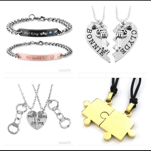 b994b7b9dc Jewelry | 4 Couples Sets | Poshmark